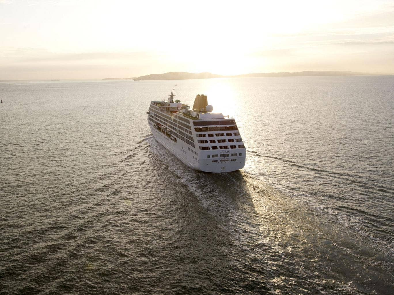 No kidding: P&O's Adonia is a haven at sea, for adults only