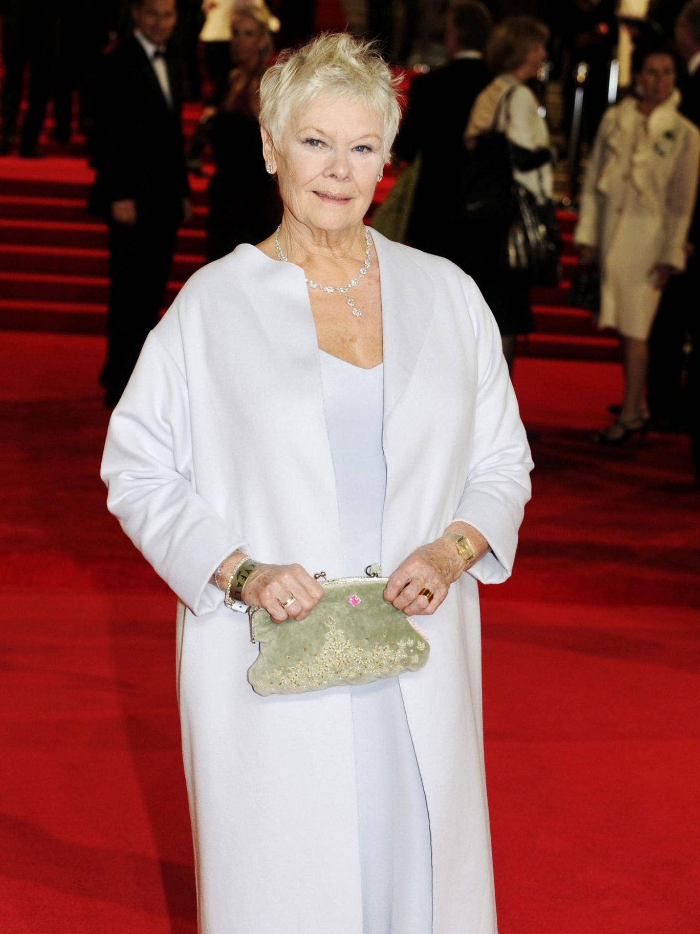 Dame Judi Dench's stage debut was faintly praised
