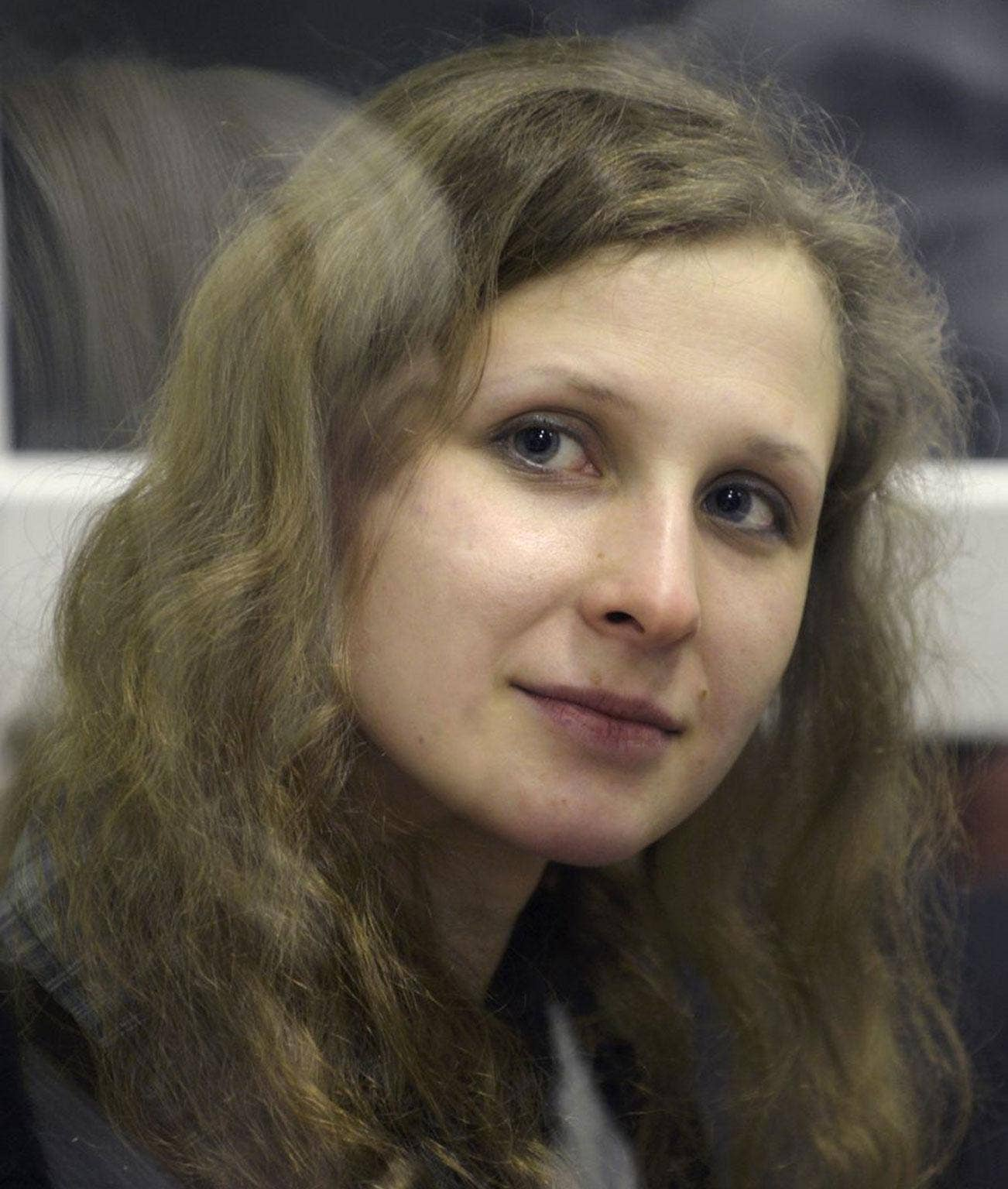 Maria Alekhina had complained that officials at her prison colony in the Ural Mountains attempted to turn fellow inmates against her with a security crackdown.