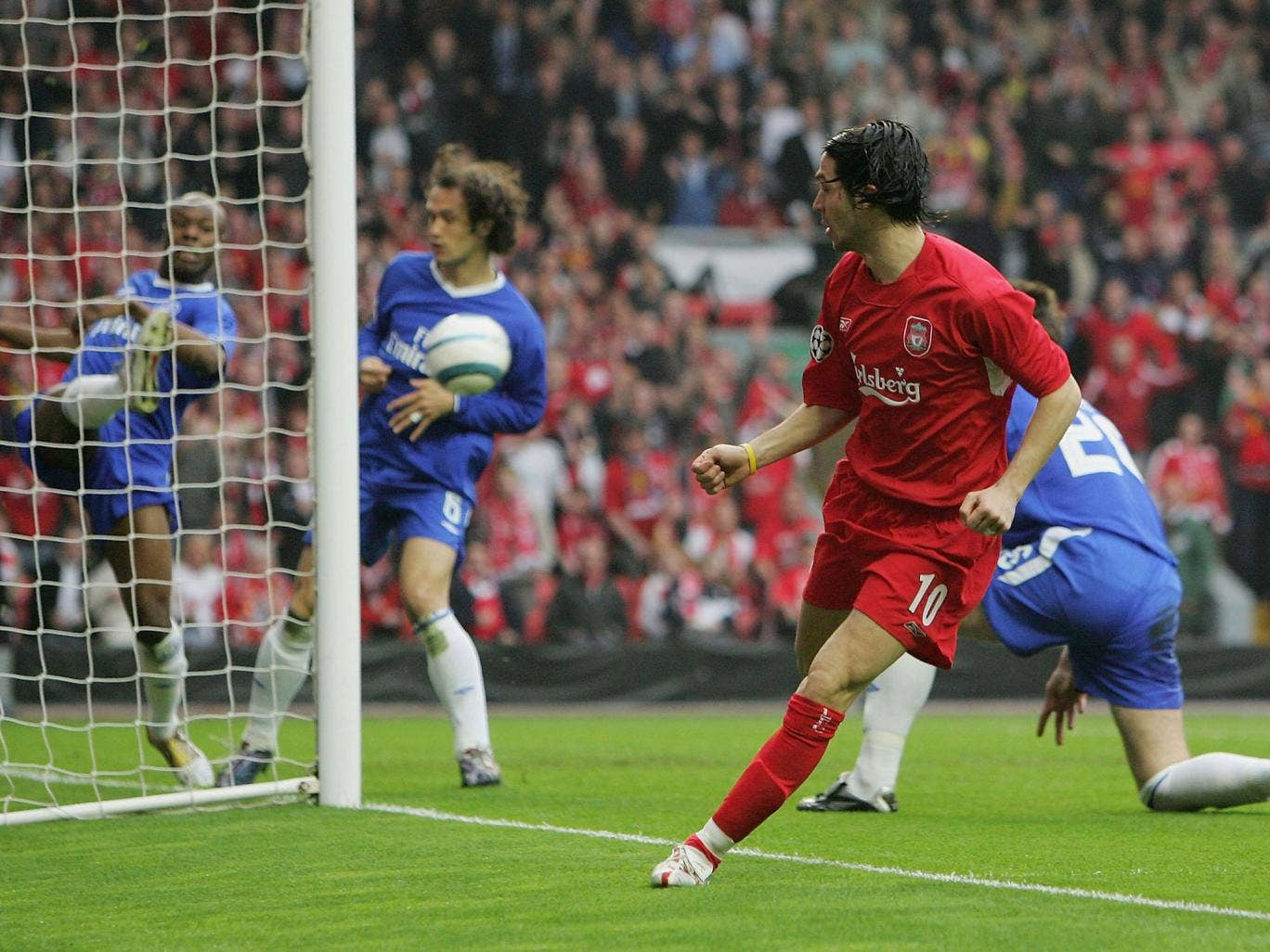 "Garcia's ghost goal: In another duel with Liverpool, Chelsea lost in the Champions League semi-finals with a disputed goal from Luis Garcia. ""It was a goal that came from the moon,"" said Mourinho, who never acknowledged the goal in the future"