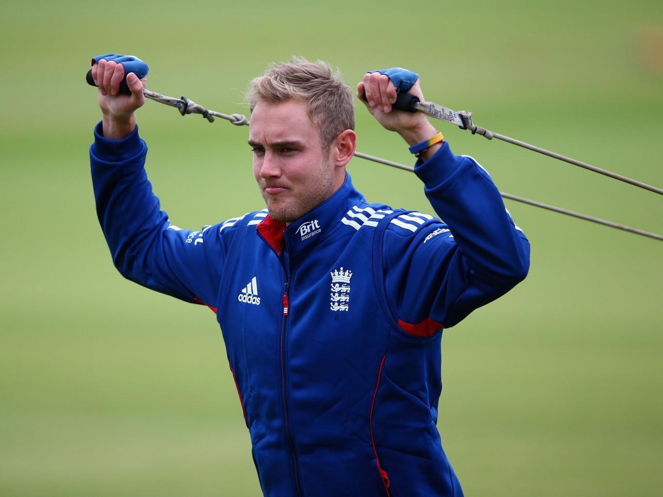 Stuart Broad: Bowler may return for third ODI against New Zealand at Trent Bridge tomorrow