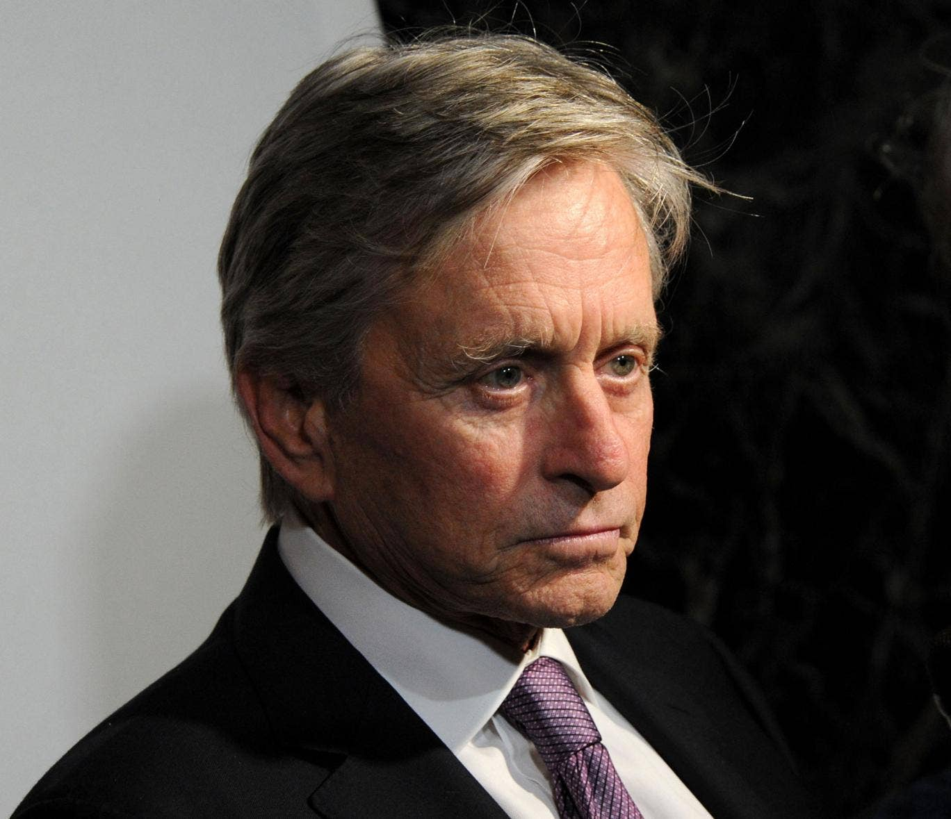Michael Douglas has denied saying his cancer was caused by oral sex