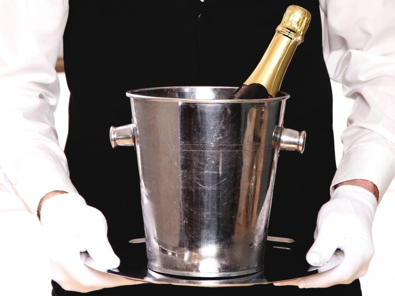 Despite the high menu prices, room service isn't very profitable
