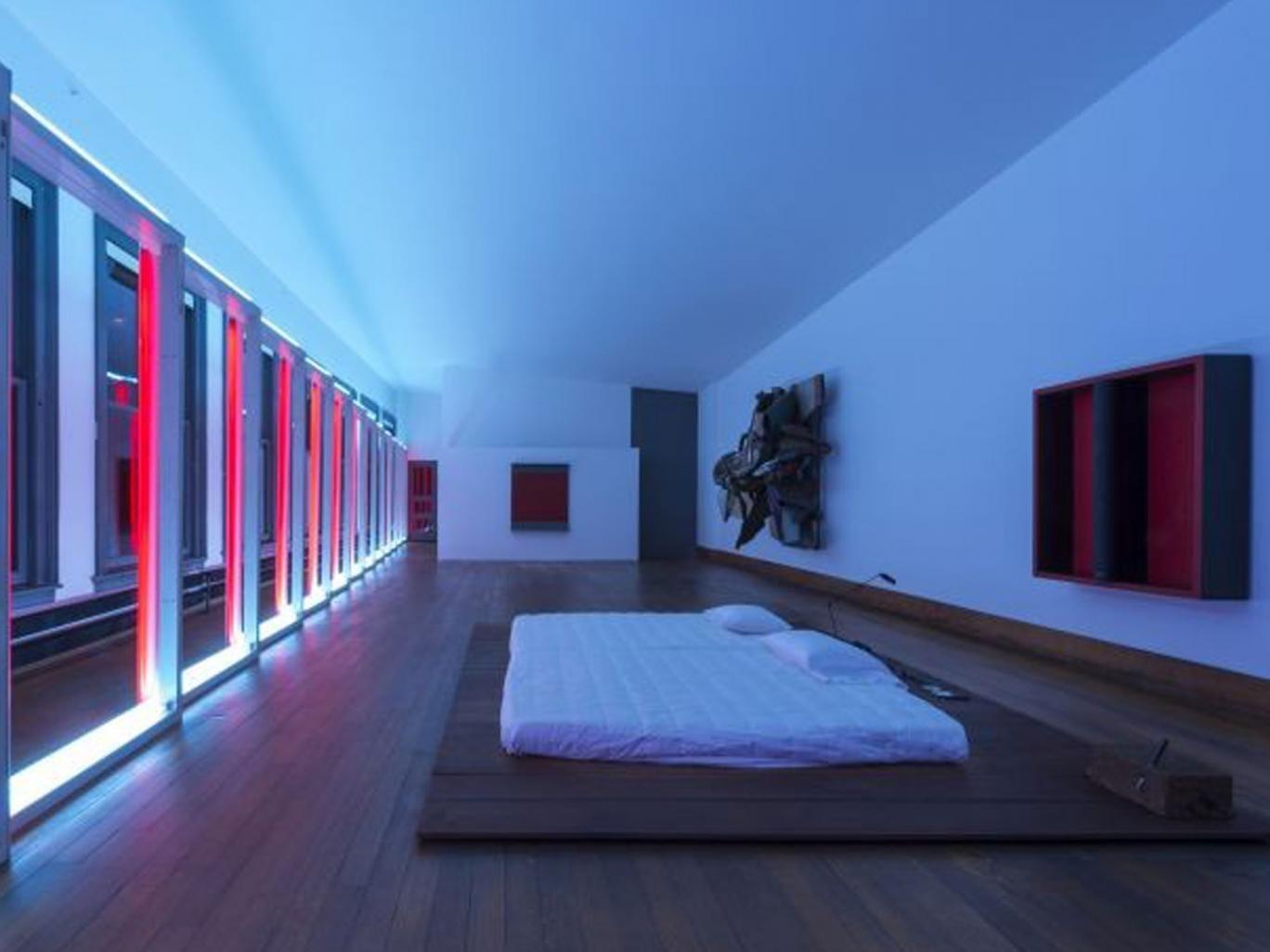 Donald Judd's New York house
