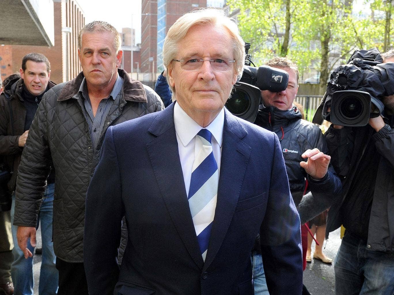 Actor William Roache has been charged with five historic offences of indecent assault involving four girls