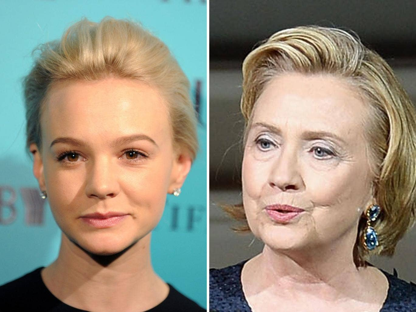 Carey Mulligan is set to beat a string of American rivals to play the role of Hillary Clinton in a biopic