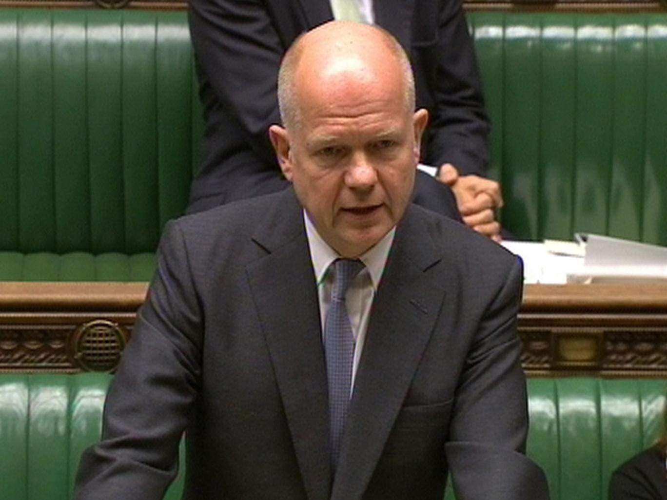 William Hague stated that the Government 'sincerely regret' the torture of thousands of Kenyan detainees
