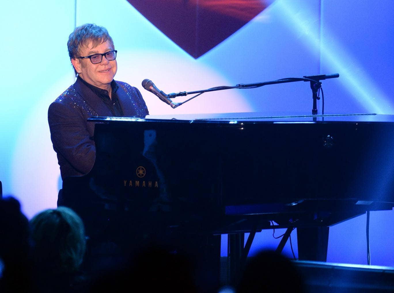 Elton John played on the Queens of the Stone Age's new record