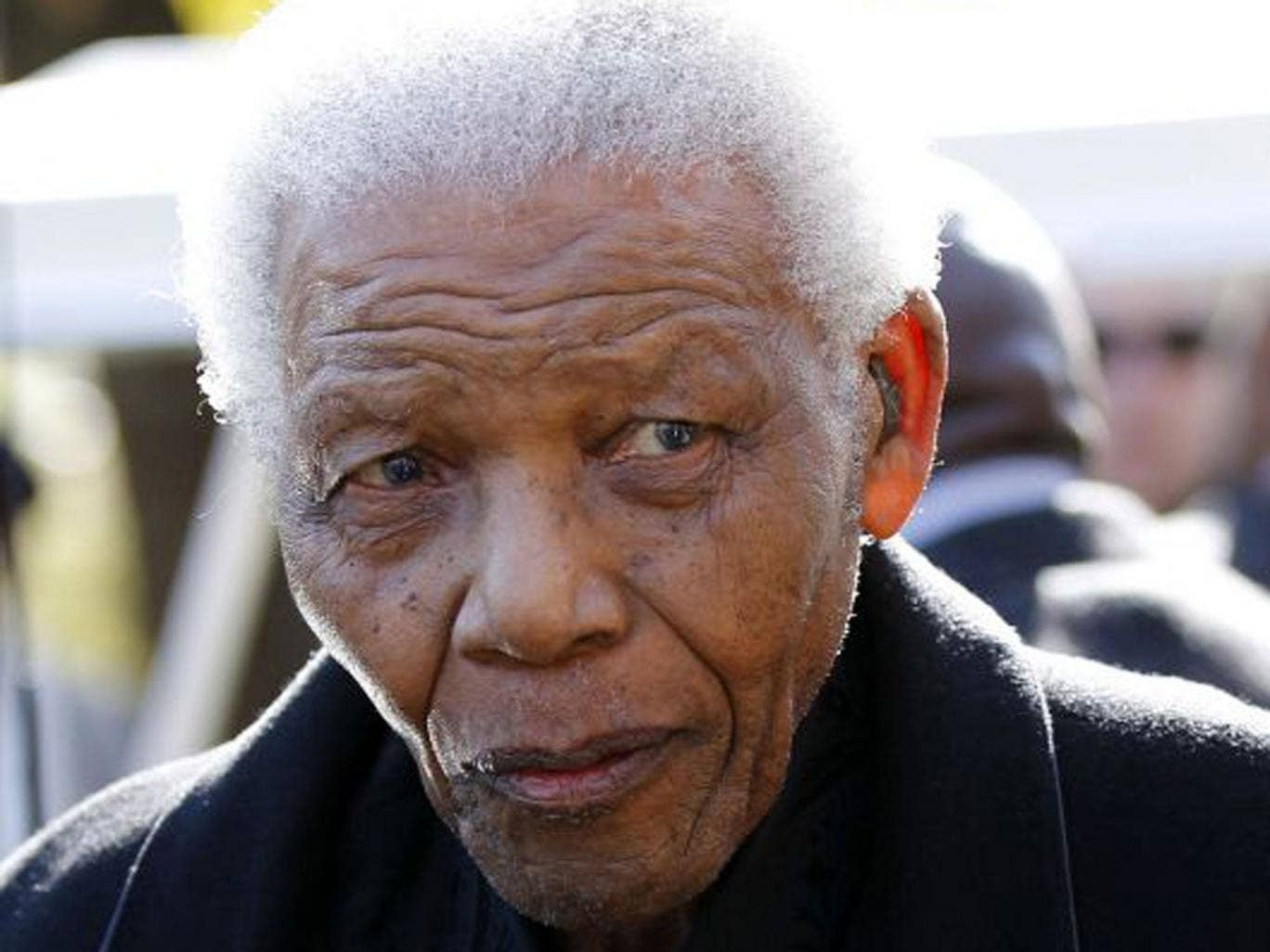 President Jacob Zuma said Mr Mandela remains in a serious condition but that over the last two days his doctors have said the improvements in his health have been sustained.