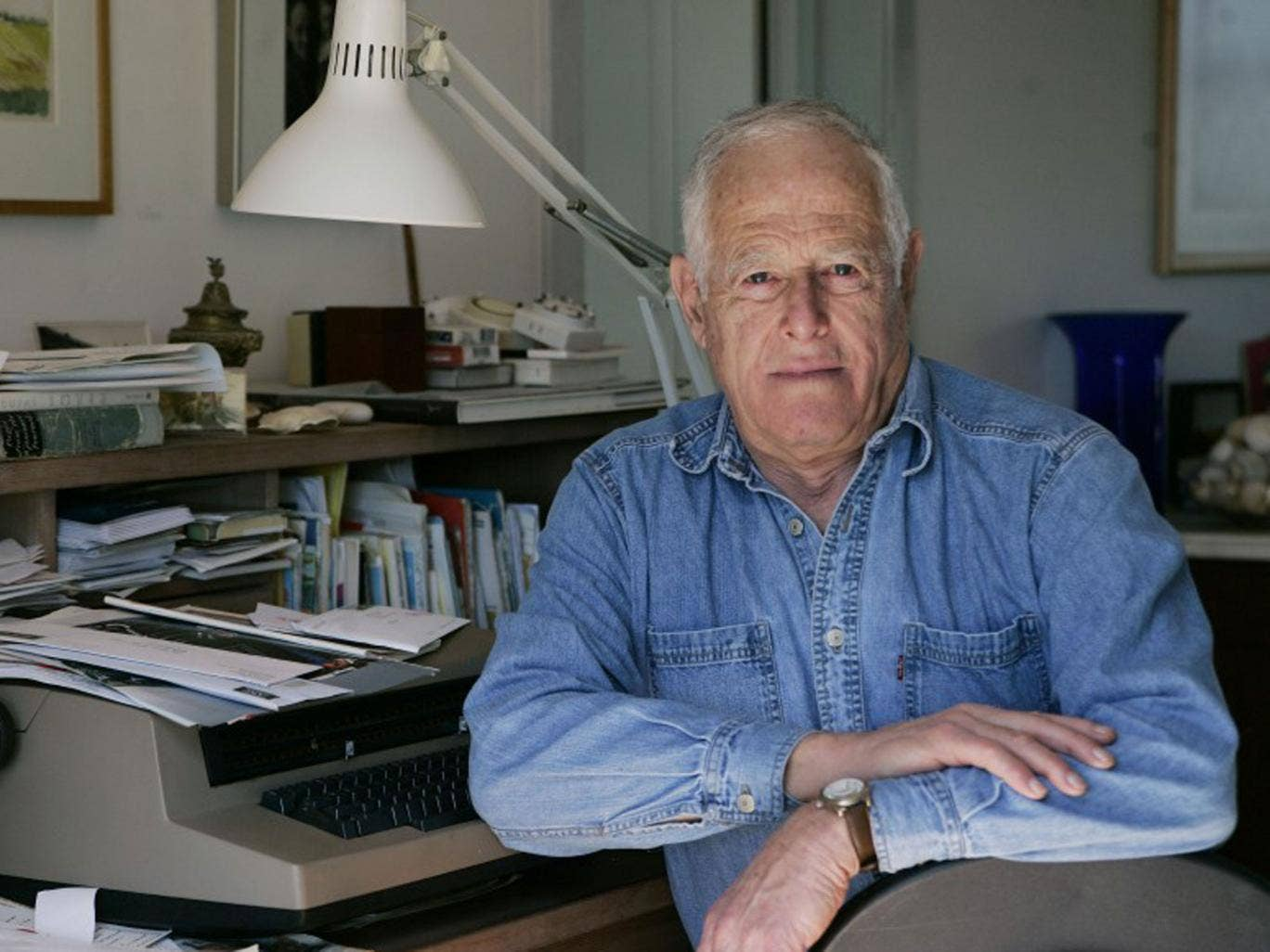 James Salter: Tears up the creative writing rulebook