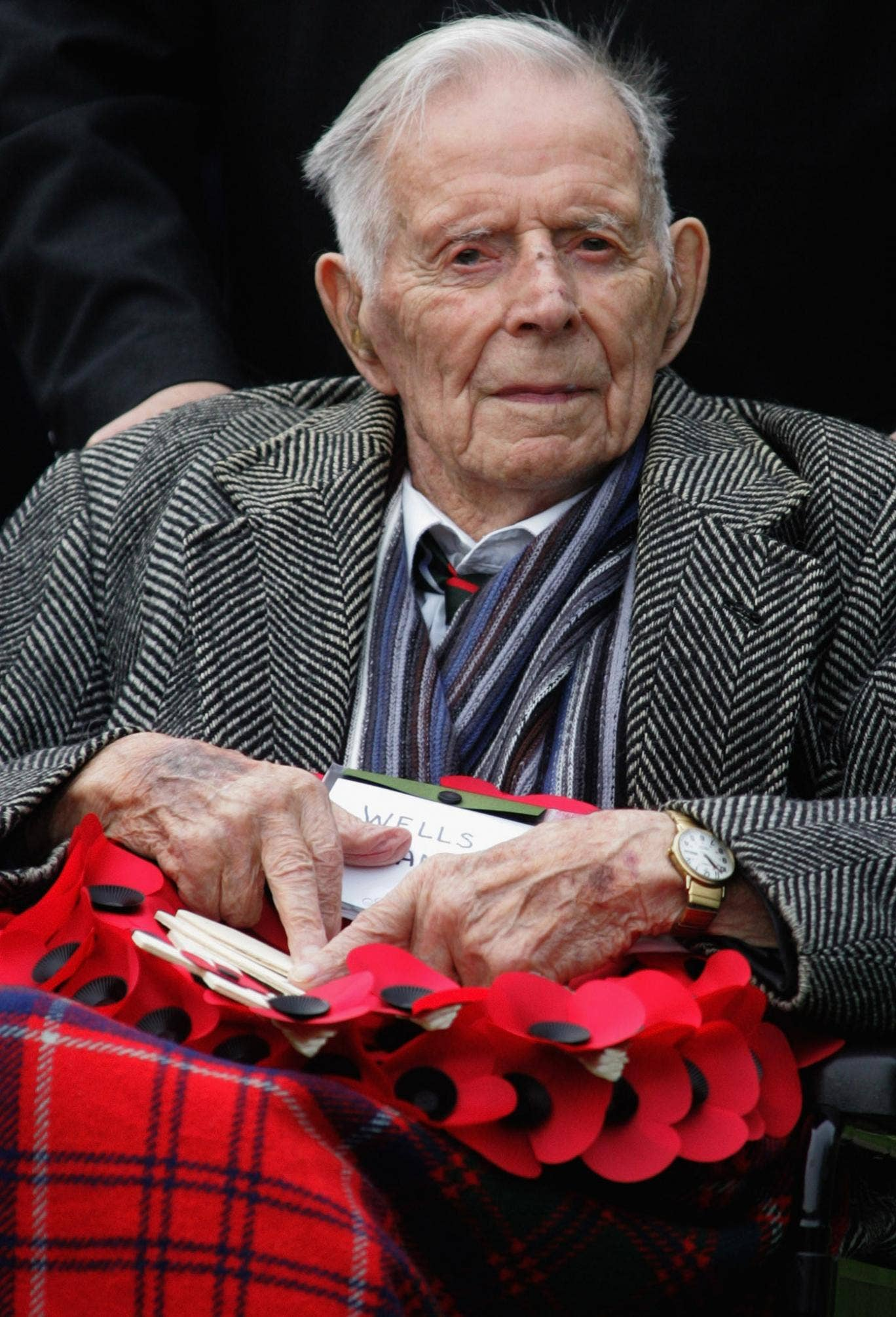 After the death of the last British survivor of the trenches, Harry Patch, above, the Government is keen to preserve the memories of the war for future generations.