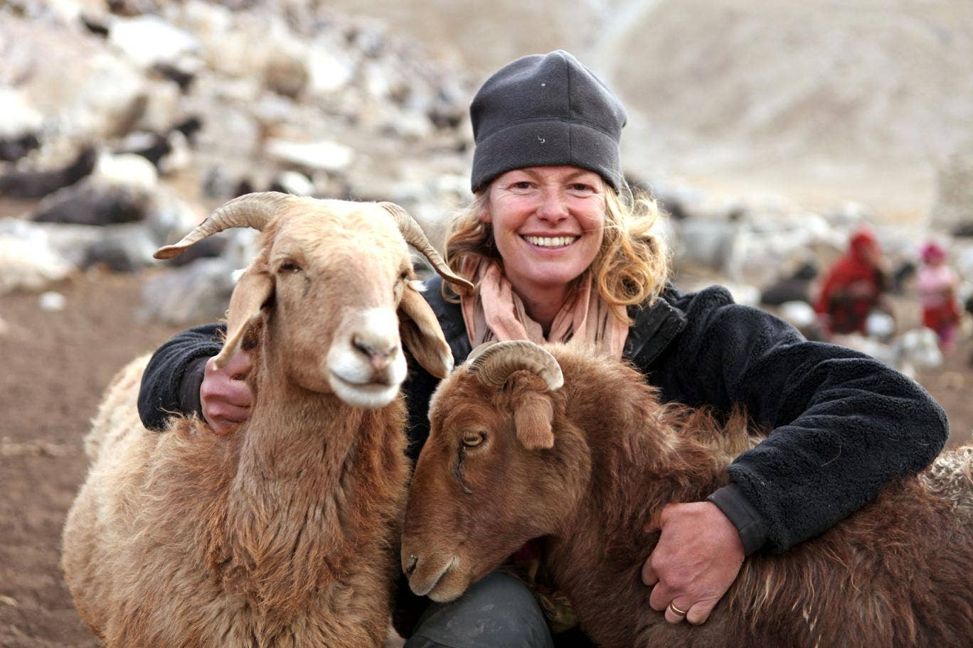 Wild Shepherdess with Kate Humble