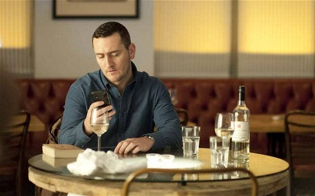 Will Mellor in Dates, Channel 4