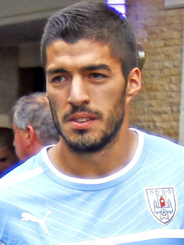Suarez appears to be intent on a move away from Liverpool