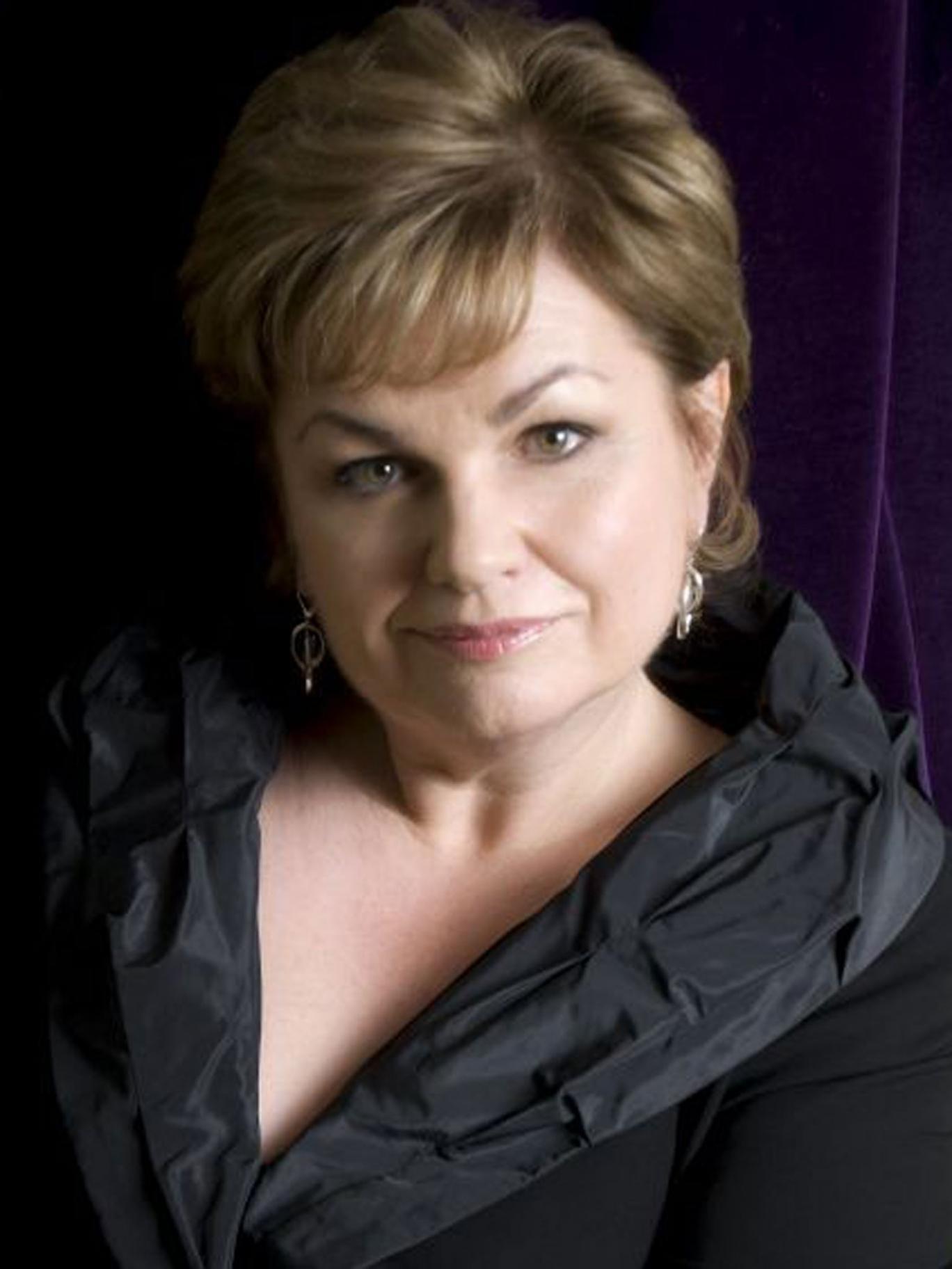 Susan Bullock, opera singer