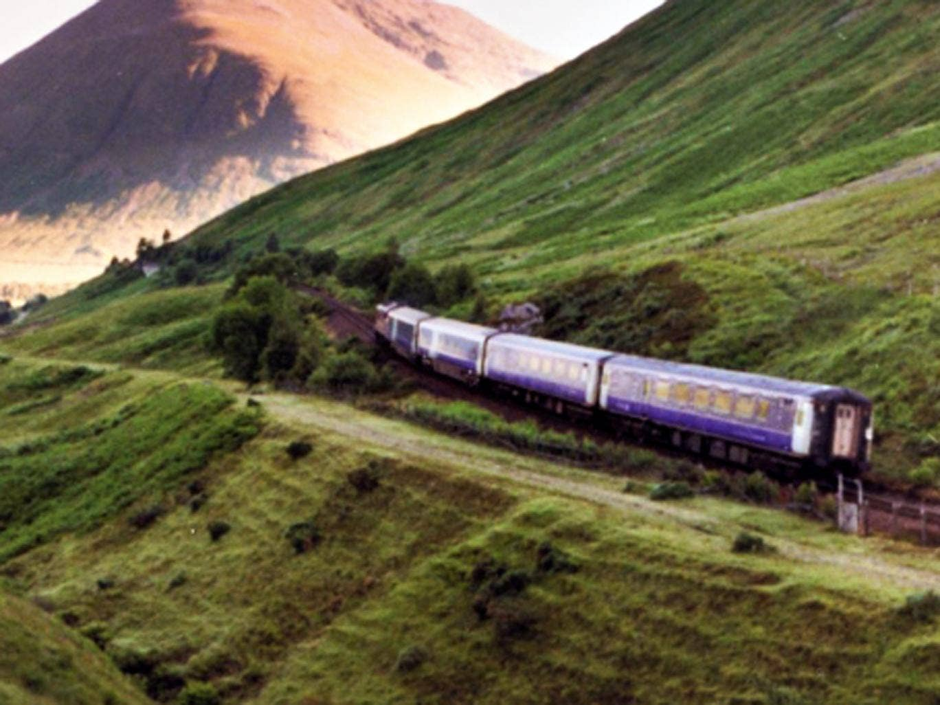Dream trip: the Caledonian Sleeper to Fort William