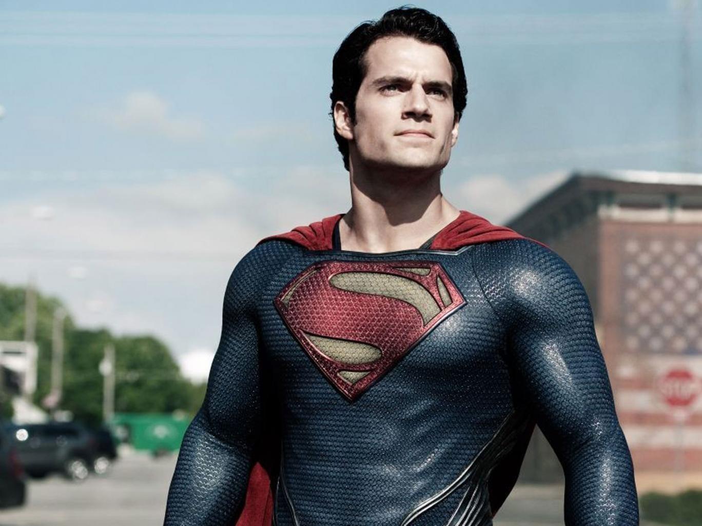 The Clark knight: Henry Cavill stars as Superman in Zack Snyder's superhero adventure 'Man of Steel'