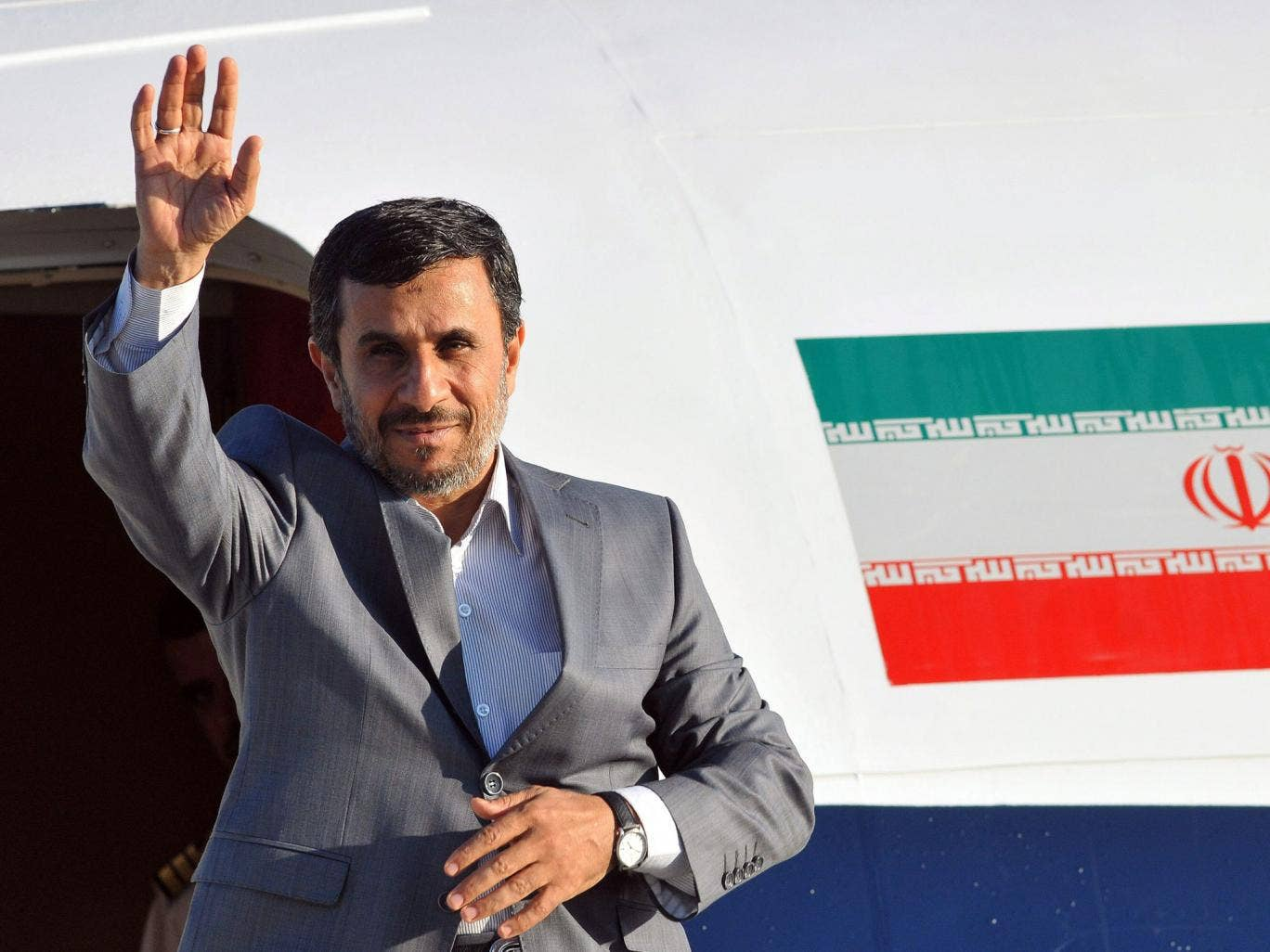 Iranians go to the polls to elect a new president, knowing that for the first time in eight years the country will be led by someone other than Mahmoud Ahmadinejad