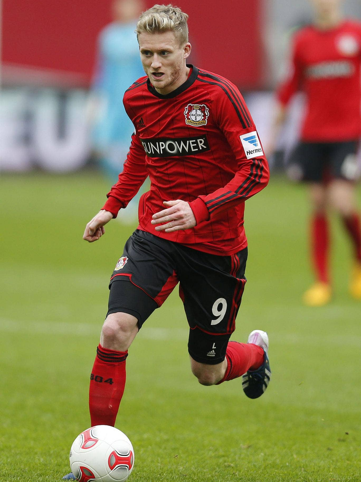 Chelsea have agreed a fee of £19m for Leverkusen's André Schürrle