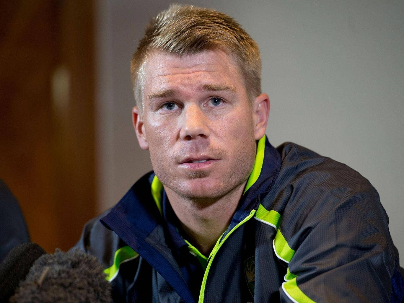 David Warner was fined A$11,500 for the Walkabout altercation