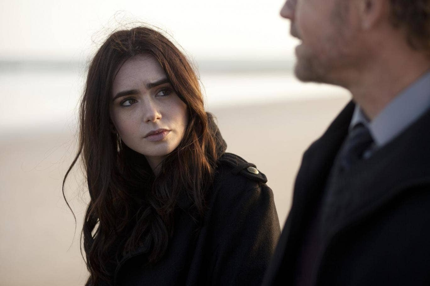 Lily Collins in Stuck in Love