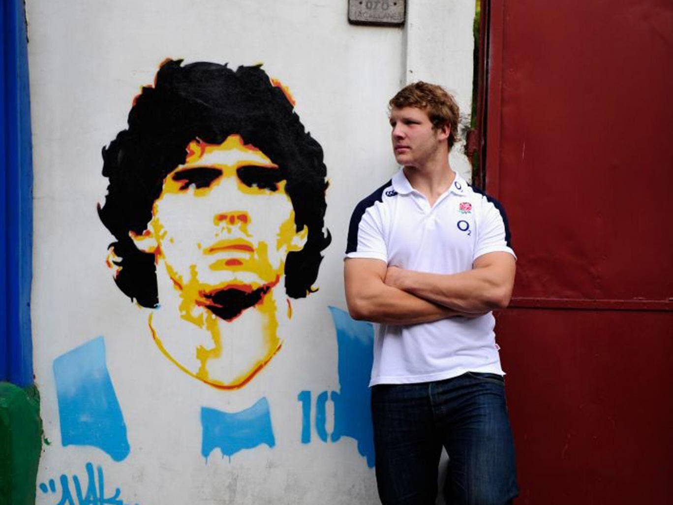 Joe Launchbury has exceeded his own expectations during a remarkable  season