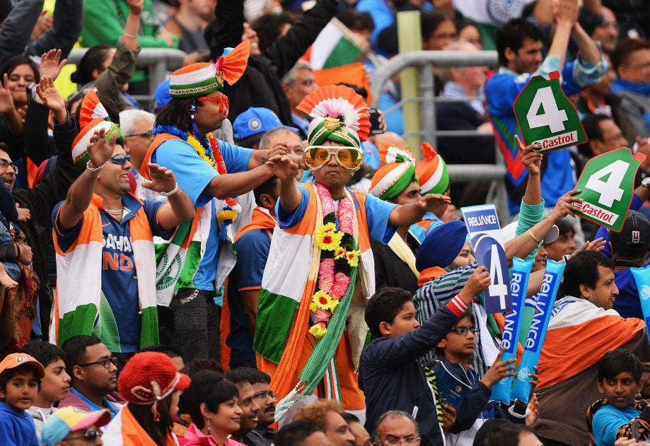 India vs Pakistan is one of the sport's most anticipated matches