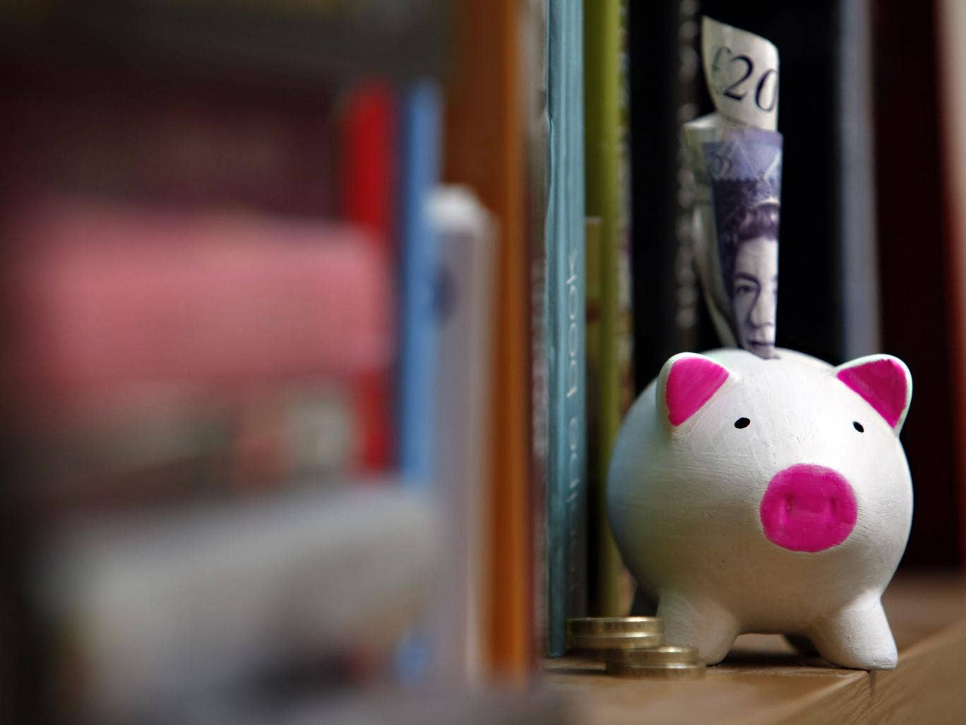Raiding the piggy bank: But savers can improve returns by shopping around