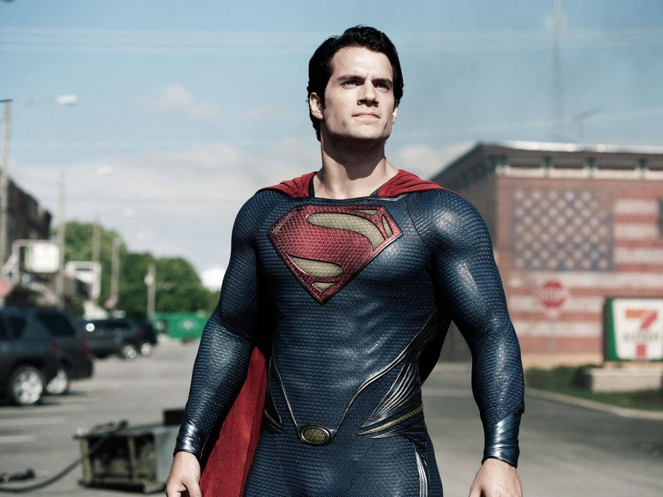 Krypton factor: Henry Cavill is the latest Brit actor to nab a big American superhero role