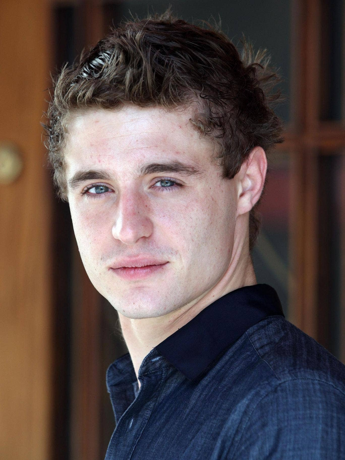 His own man Max Irons would prefer not to be known as the 'next R-Patz'