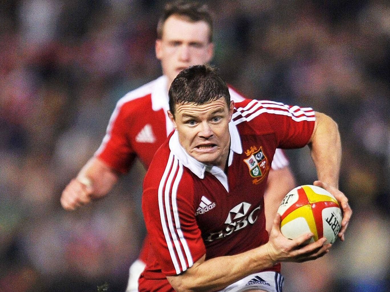 O'Driscoll has been sashaying with the same deft hands and peerless anticipation and vision
