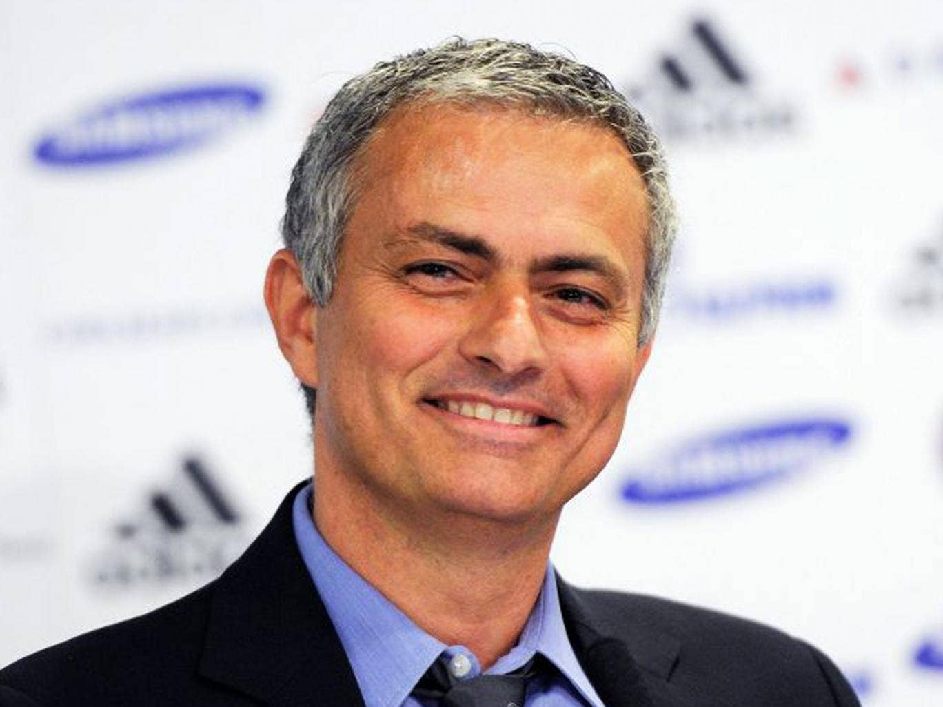 Jose Mourinho was wise to reinvent himself as 'the happy one'