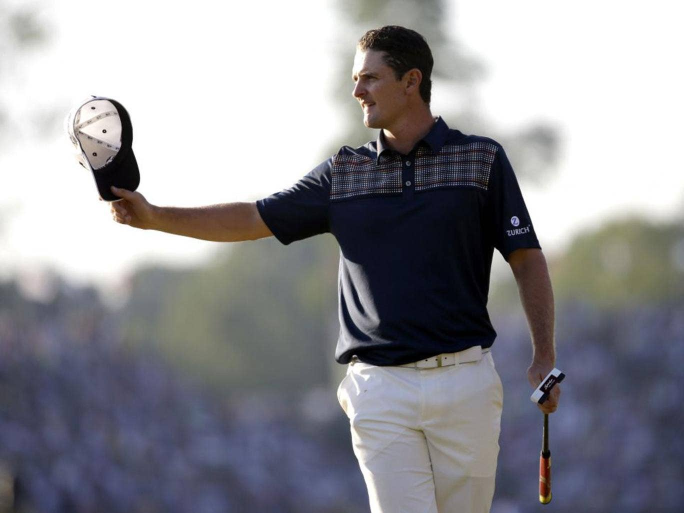 Justin Rose was the last man standing in an epic finale