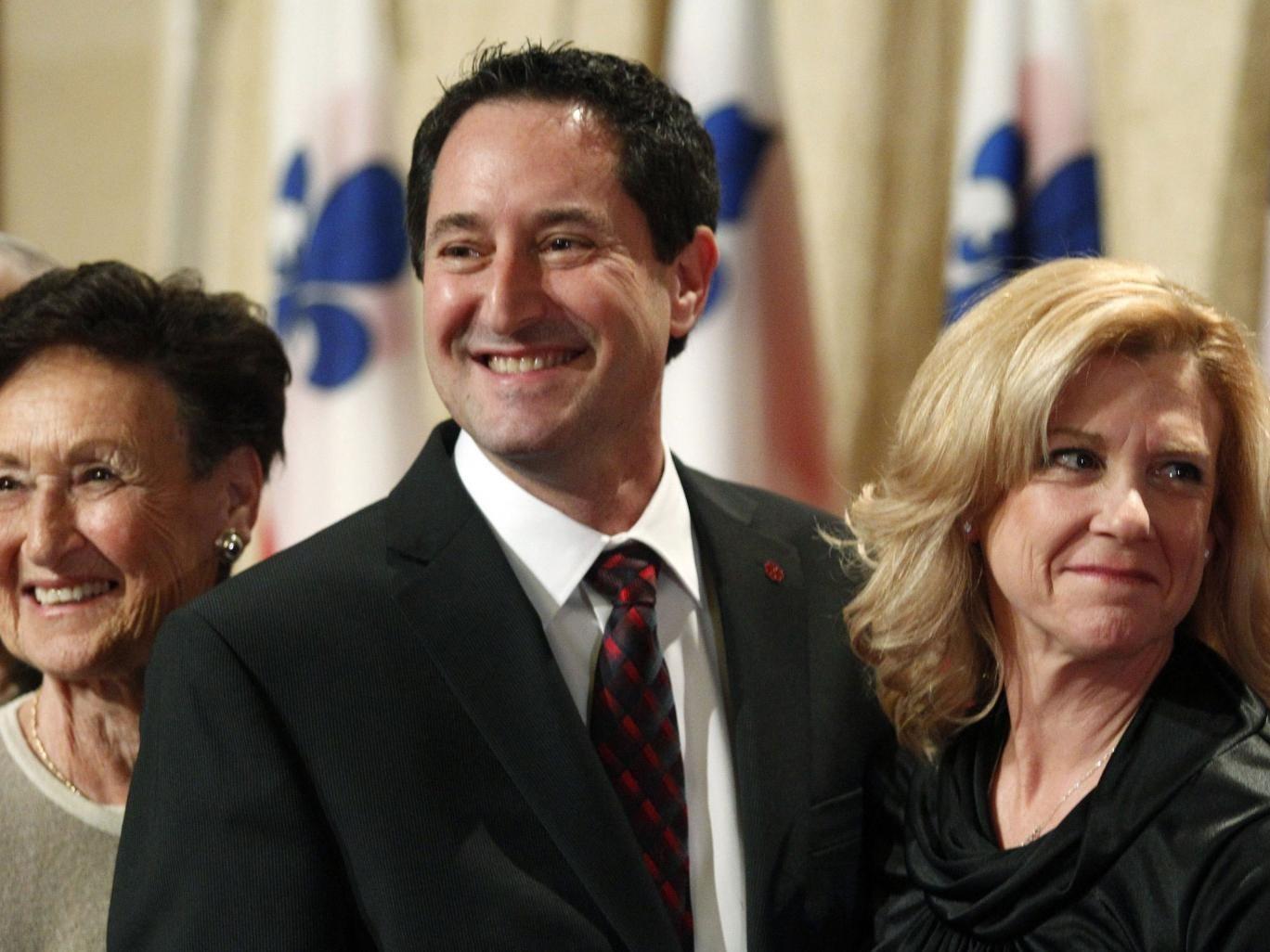 Mr Applebaum became interim mayor last November when his predecessor resigned amid corruption allegations