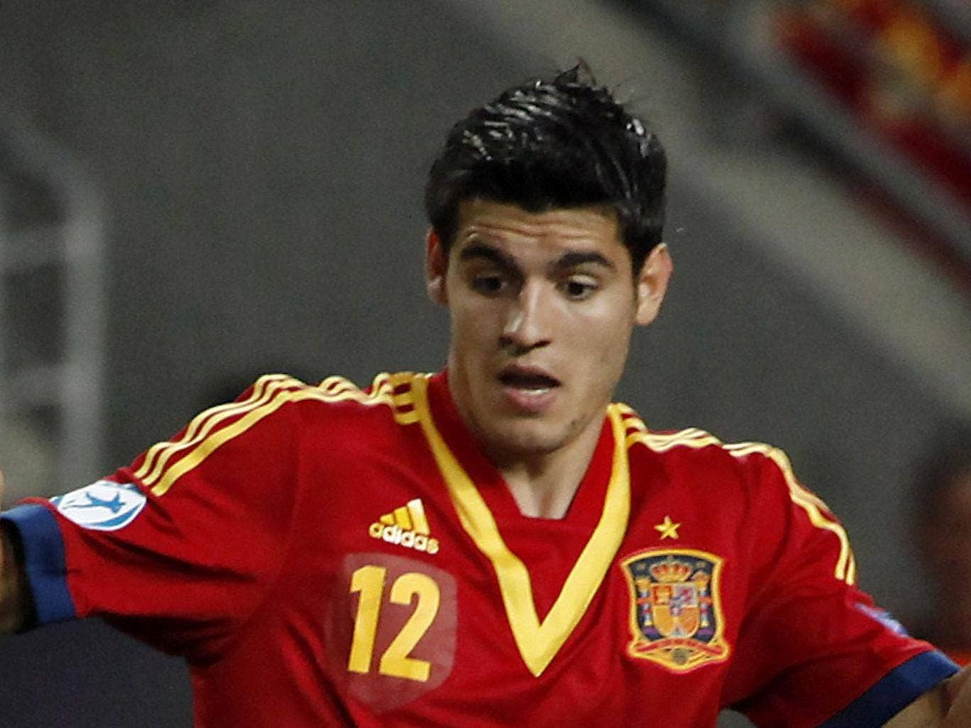 Alvaro Morata – The goal poacher extraordinaire