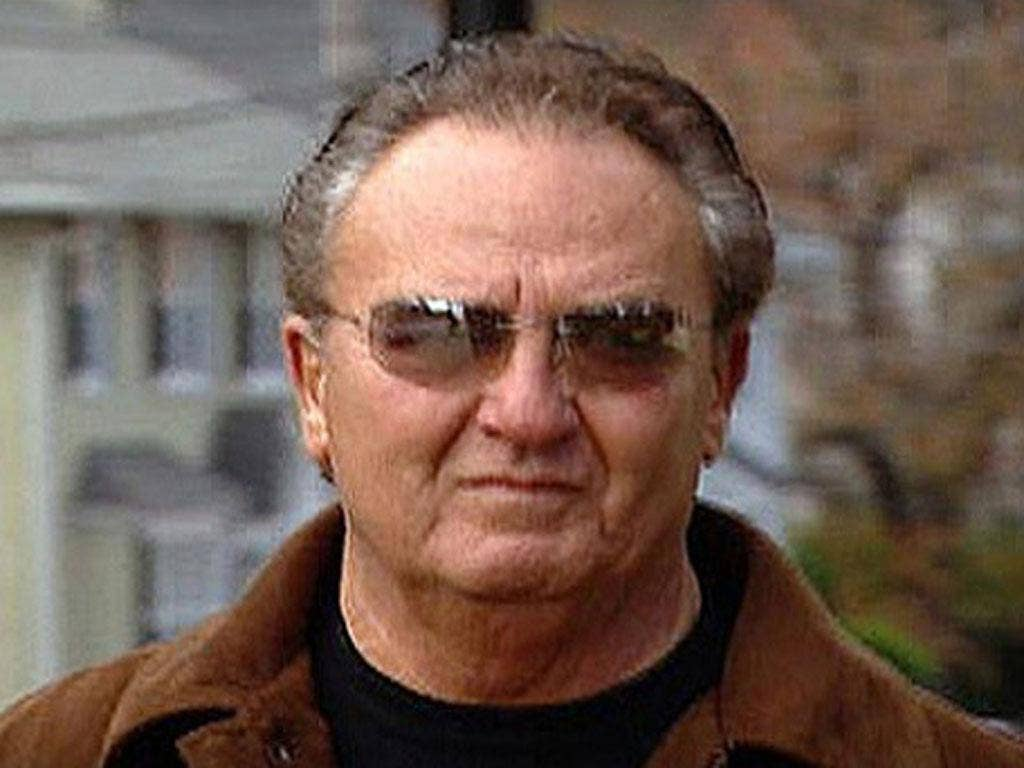 John Martorano: The hitman served 12 years in jail after confessing to 20 murders
