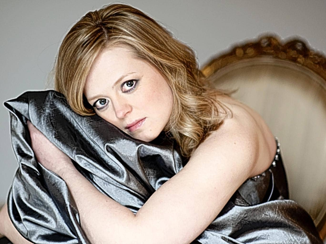 Carroll singer: the Welsh soprano Fflur Wyn is set to take the lead role in 'Alice's Adventures in Wonderland'