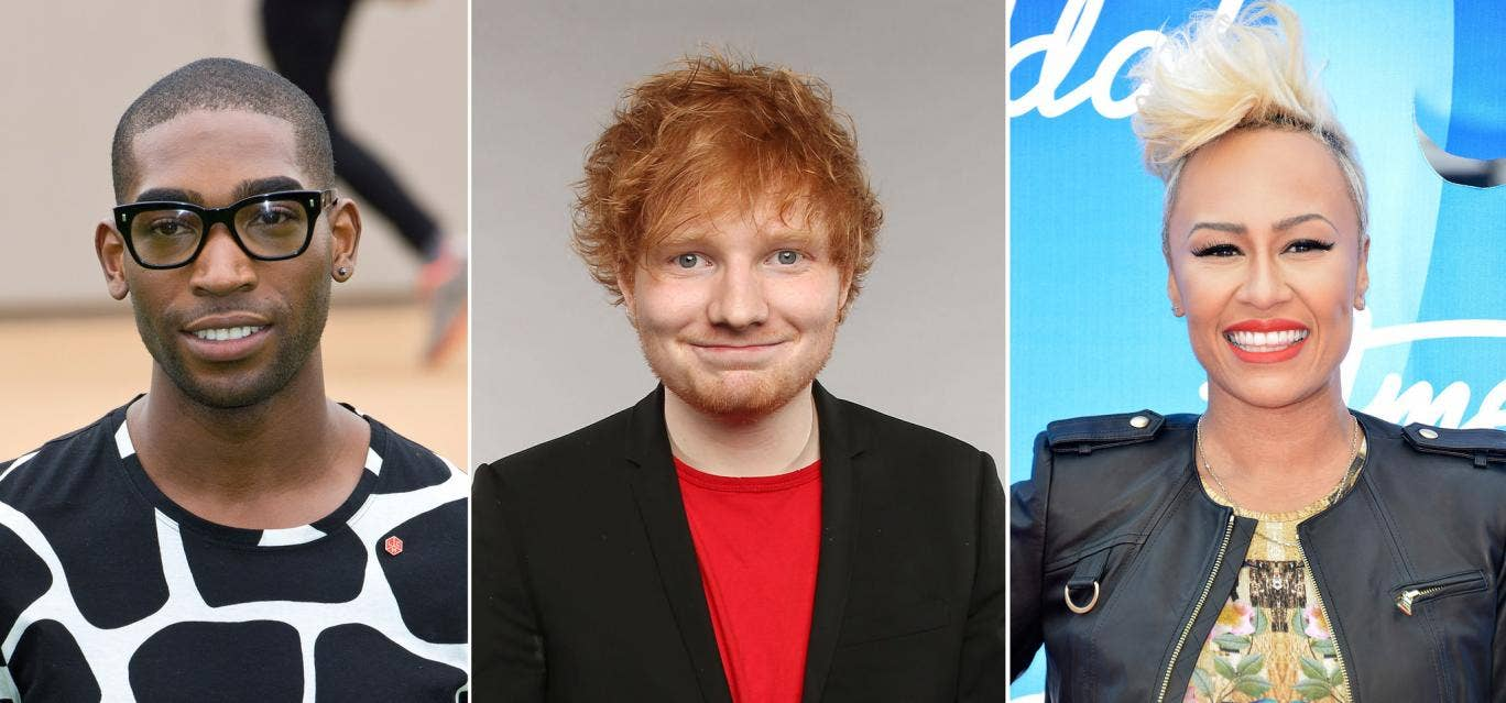 Tinie Tempah, Ed Sheeran and Emeli Sande drafted in for all-star concert to rescue 'struggling' Stephen Lawrence Trust