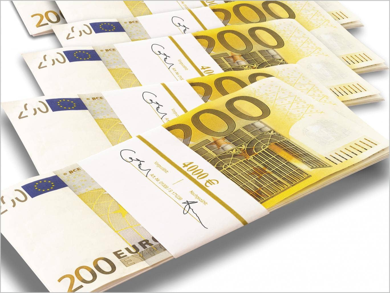 The €200 note became a favourite for money-launderers