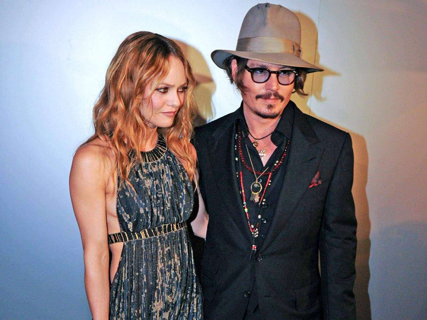 Johnny Depp and Vanessa Paradis were partners for 14 years