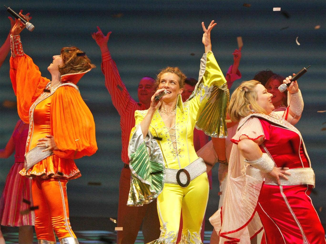 'Mamma Mia!' has been a runaway success in the West End