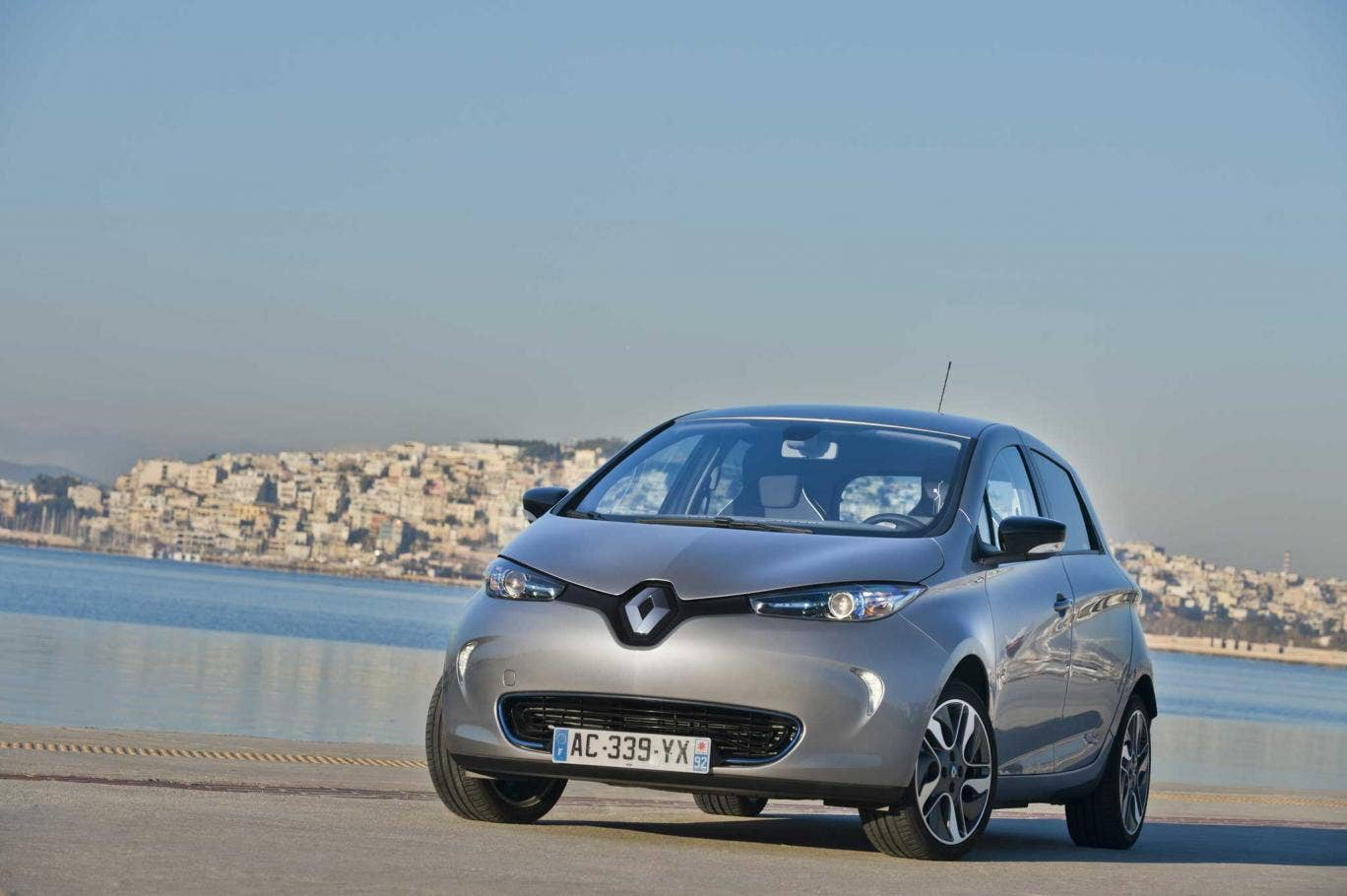 The Renault Zoe is an electric car you really could own