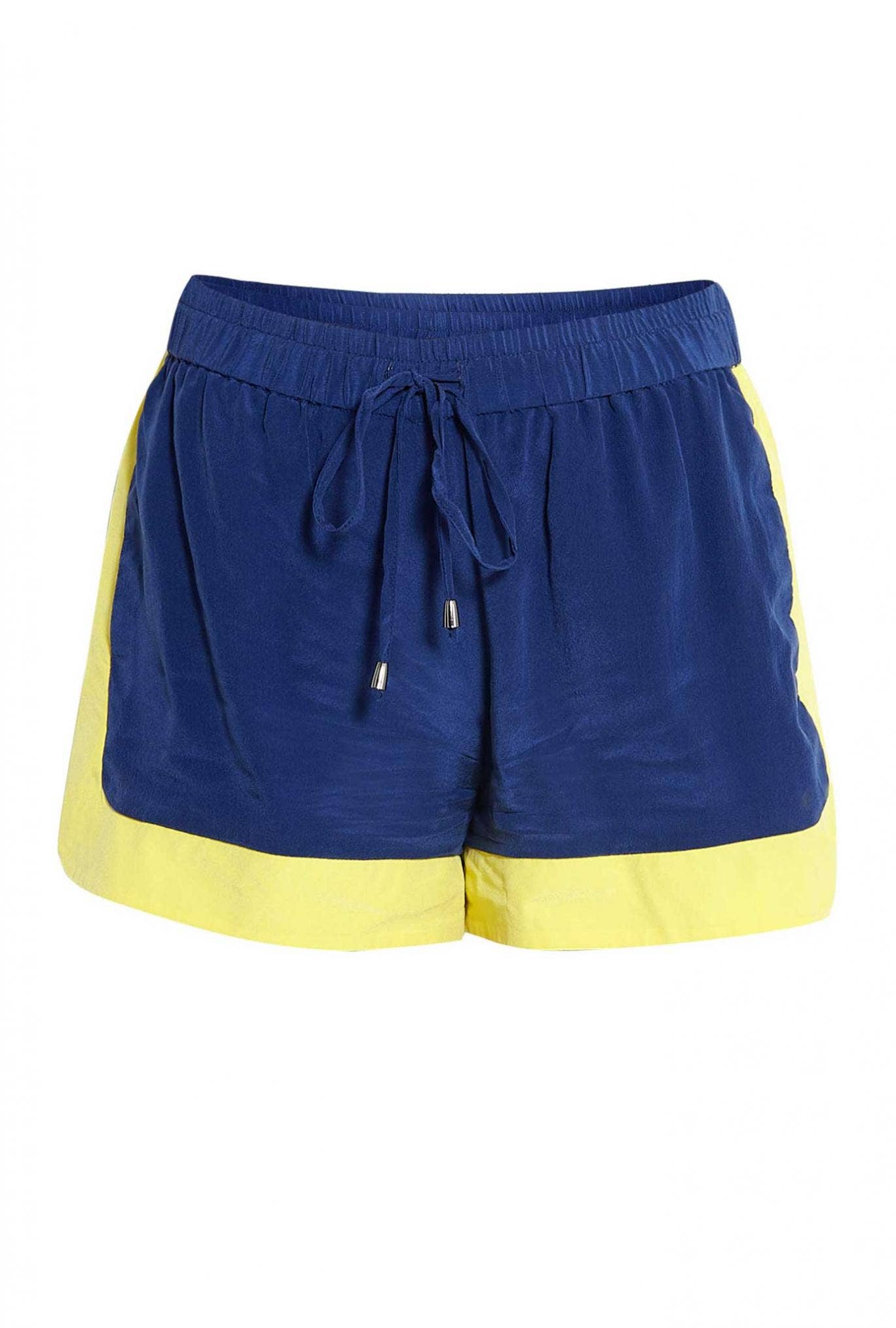 These loose, sports-luxe shorts from Emma Cook (£216, my-wardrobe.com) are casual with a tee and flats or sharpened up with a jacket and wedges