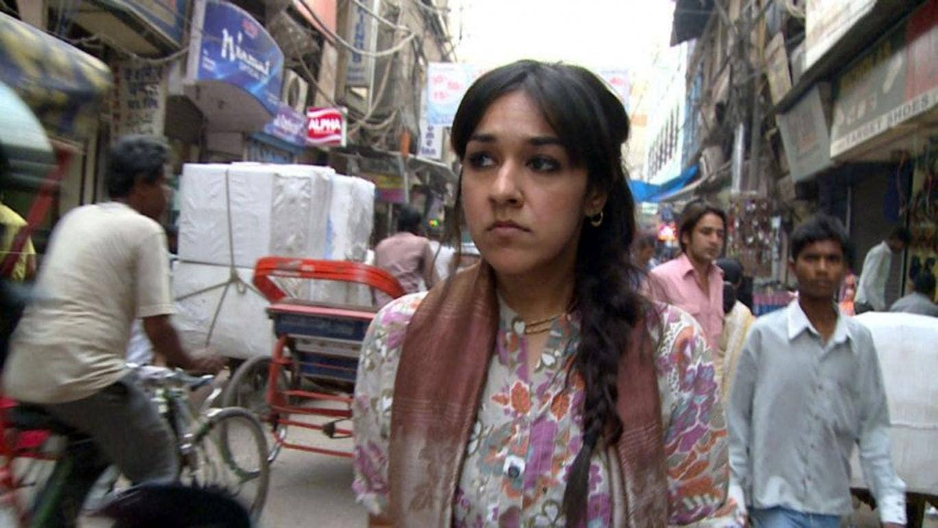 Eye-opening: Radha Bedi travels undercover to investigate sexual harassment in India