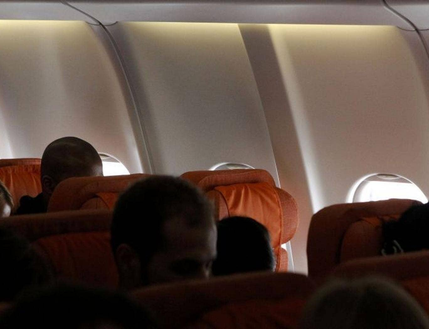 The seat on the Moscow-Havana flight which Edward Snowden was booked to sit in