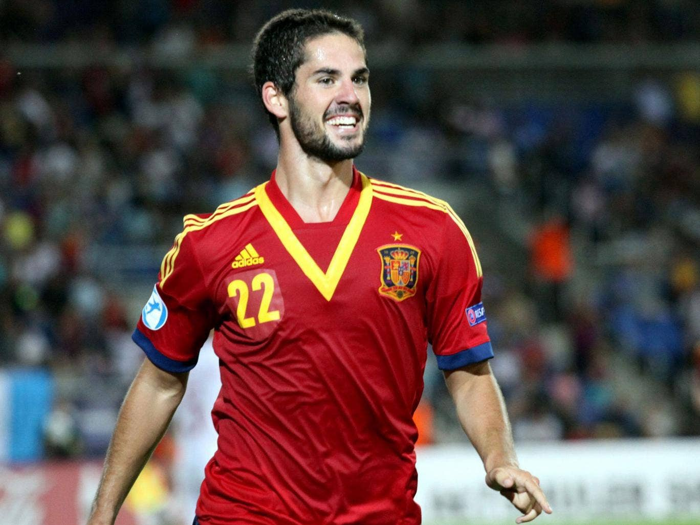 Isco: The Spanish midfielder appears set to join Real Madrid for £25m