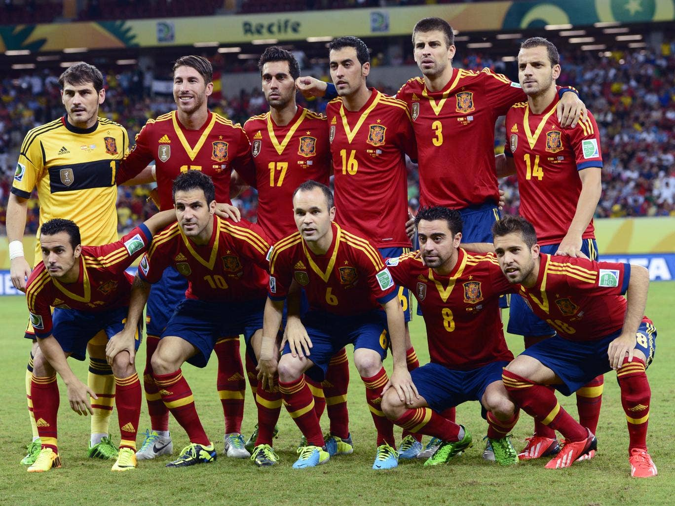 The Spanish Football Federation, issued a statement responding to reports in the Brazilian media that the theft was connected to a team party following a 2-1 victory over Uruguay in Recife