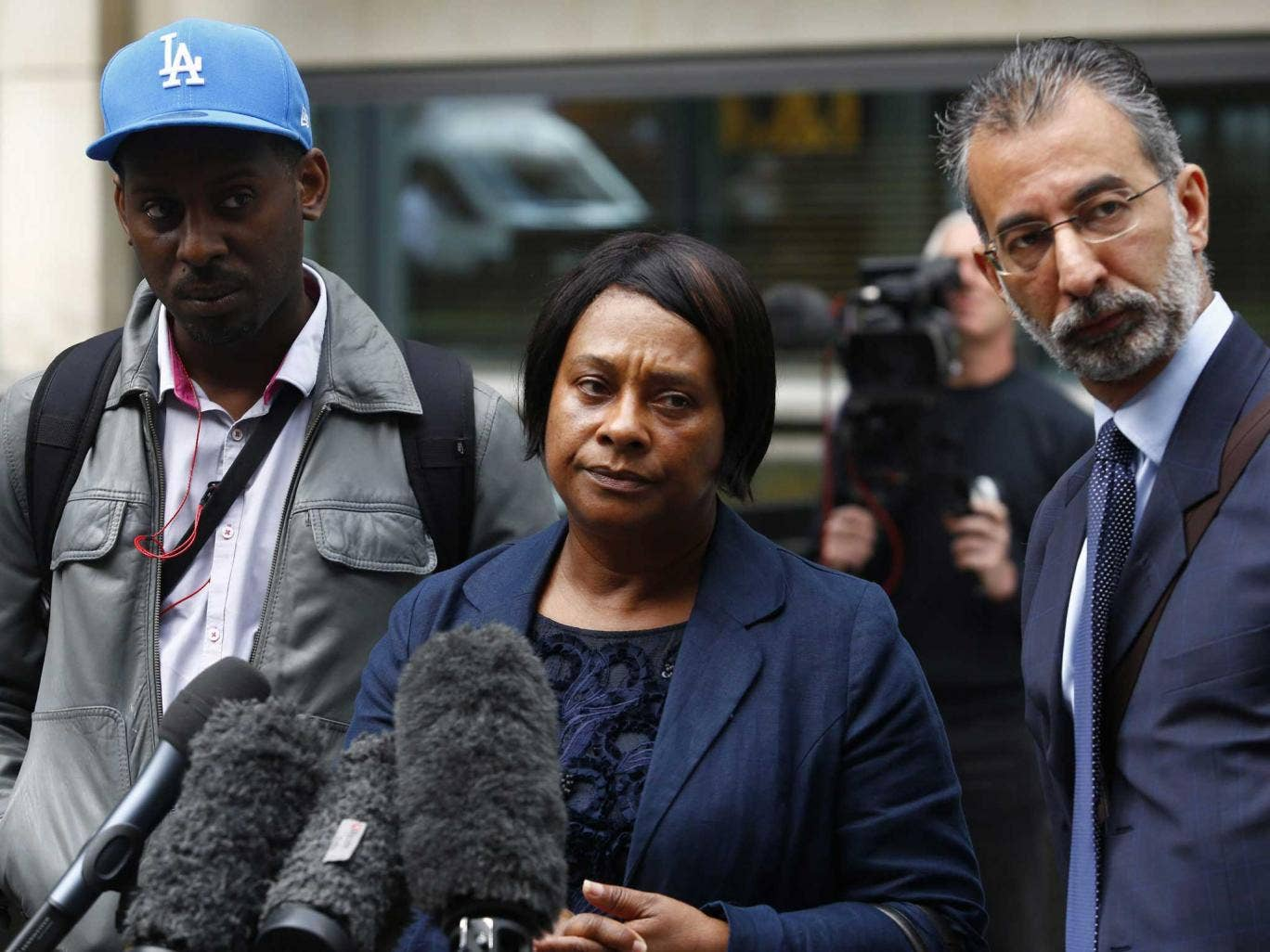 Doreen Lawrence demanded answers today after meeting Home Secretary Theresa May