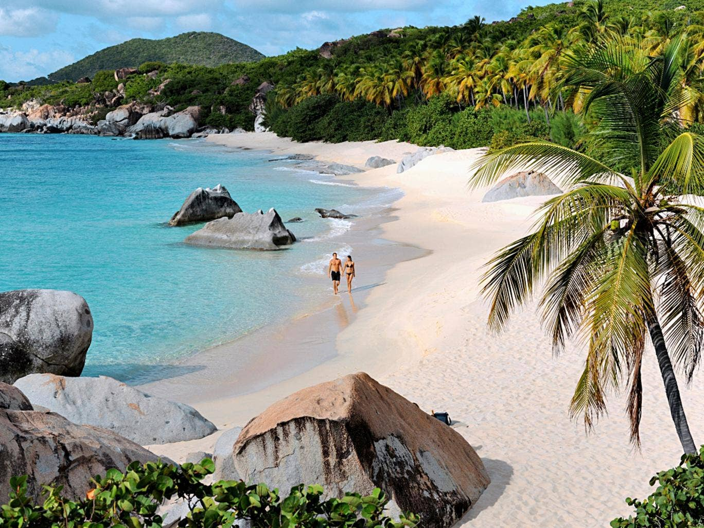Caribbean castaway: the British Virgin Islands