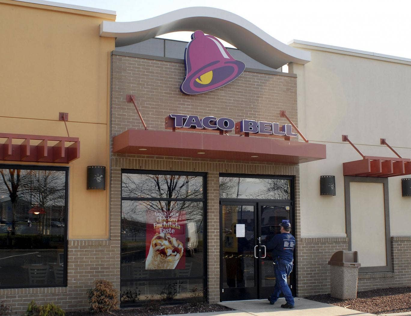 """Taco Bell is to swap """"meat"""" for """"protein"""" in its menu descriptions"""